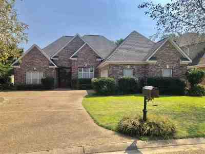 Brandon Single Family Home For Sale: 119 Pinehurst Dr