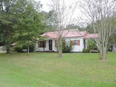Florence, Richland Single Family Home Contingent/Pending: 1684 Highway 469