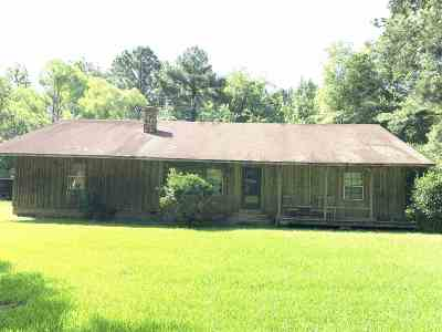 Mendenhall Single Family Home For Sale: 4000 Simpson Hwy 13