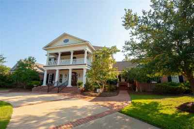 Flowood Single Family Home For Sale: 104 Indian Creek Blvd