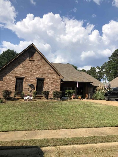 Rankin County Single Family Home For Sale: 709 Castlewoods Blvd