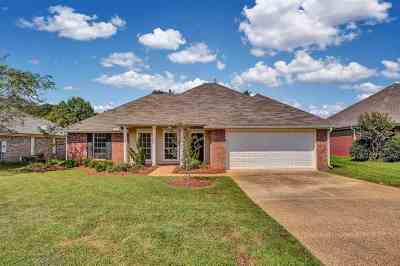 Brandon Single Family Home For Sale: 137 Appleridge Dr