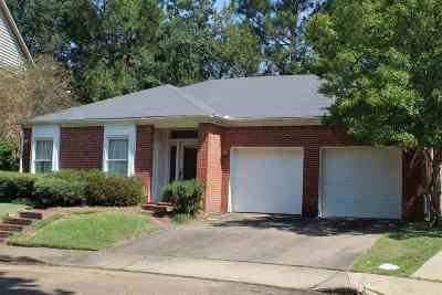 Hinds County Single Family Home For Sale: 54 Robinwood Pl