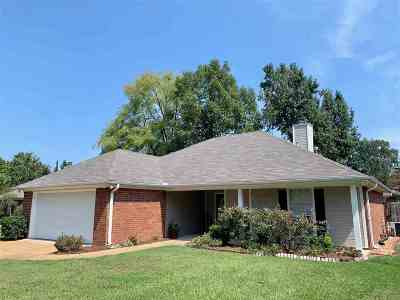Rankin County Single Family Home For Sale: 142 Willow Oak Ln
