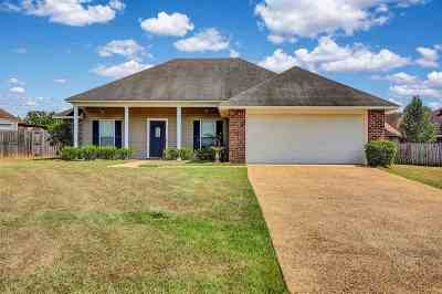 Rankin County Single Family Home For Sale: 602 Madeline Cv