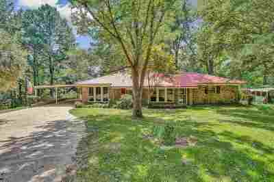Hinds County Single Family Home For Sale: 6033 Seven Springs Rd