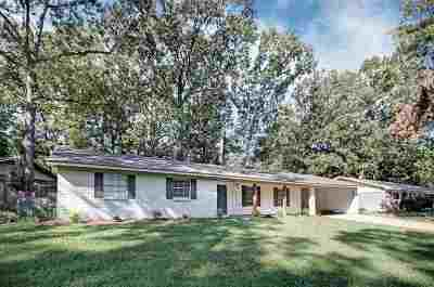 Hinds County Single Family Home For Sale: 1016 Tanglewood Dr