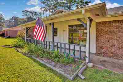Rankin County Single Family Home For Sale: 3509 Beaumont Dr