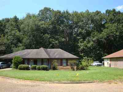 Hinds County Single Family Home For Sale: 3945 Lost Lake Cir