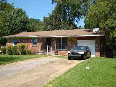 Hinds County Single Family Home For Sale: 346 Cameron St