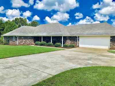 Rankin County Single Family Home For Sale: 6308 Brock Cir
