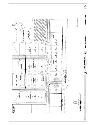 Brandon Residential Lots & Land For Sale: Lot 157 Arbor Trails