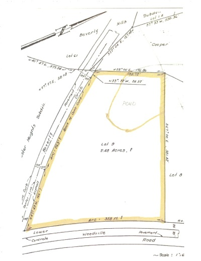 Residential Lots & Land For Sale: Lower Woodville Road