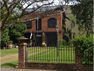 Natchez Single Family Home For Sale: 303 N Commerce