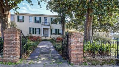 Natchez Single Family Home For Sale: 107 S Canal