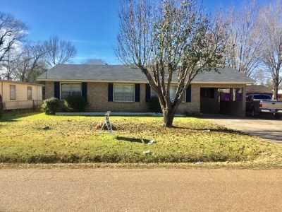 Ferriday Single Family Home For Sale: 316 8th Street
