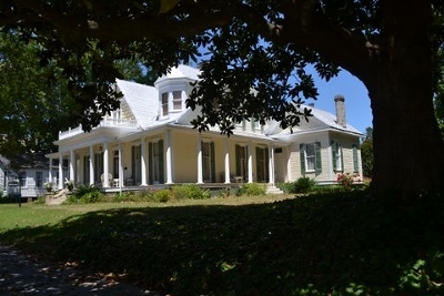 Natchez Single Family Home For Sale: 209 Arlington Avenue