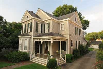 Natchez Single Family Home For Sale: 910 Main Street