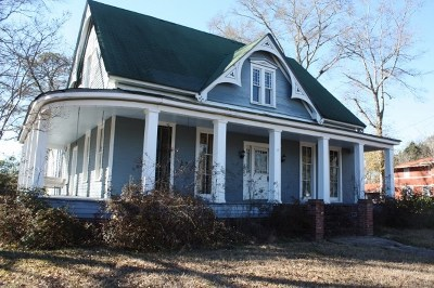 Amite County Single Family Home For Sale: 588 Union St