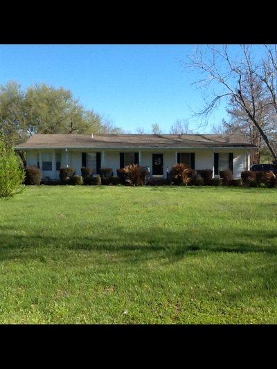 Concordia Parish Single Family Home For Sale: 140 Twin Oaks