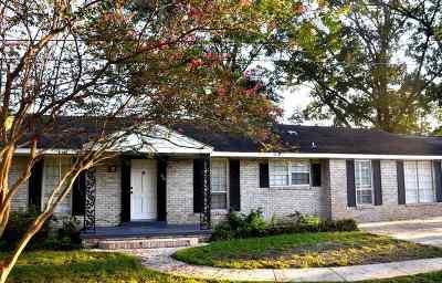 Amite County Single Family Home For Sale: 728 E Pearl Street