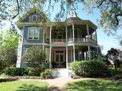 Natchez Single Family Home For Sale: 506 S Union Street