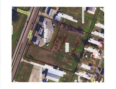 Commercial Lots & Land For Sale: 000274 Highway 84