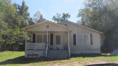 Natchez Single Family Home For Sale: 58 Ogden Road