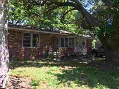 Concordia Parish Single Family Home For Sale: 105 Ferriday Drive
