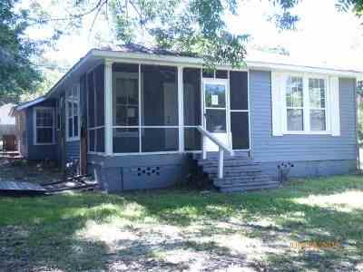 Natchez Single Family Home For Sale: 90 Morgantown