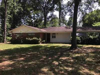 Ferriday Single Family Home For Sale: 104 Shady Ln