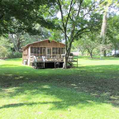 Ferriday Single Family Home Active-Price Change: 1662 Highwy 569