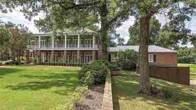 Natchez Single Family Home For Sale: 30 Laub Road