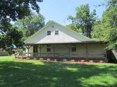 Ferriday Single Family Home For Sale: 1744 Highway 569