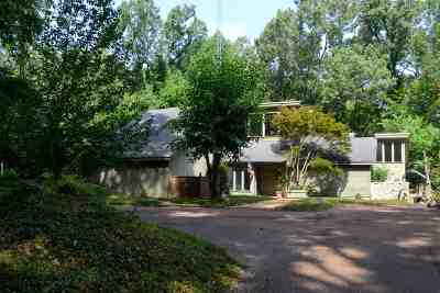 Natchez Single Family Home For Sale: 2 Stirling
