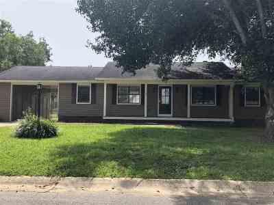 Concordia Parish Single Family Home For Sale: 6 Lillian