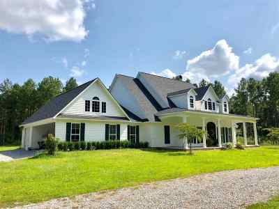 Wilkinson County Single Family Home For Sale: 2272 Hwy 61