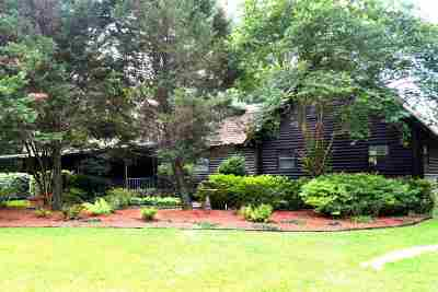 Natchez Single Family Home For Sale: 36 Woodland Farm Road