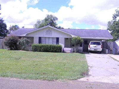 Vidalia Single Family Home For Sale: 2038 Eleanor St