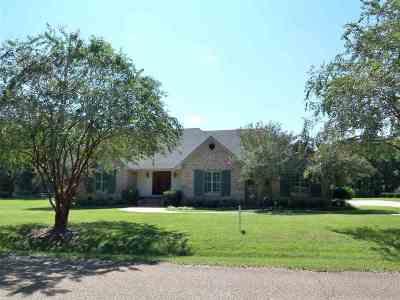 Natchez Single Family Home For Sale: 112 Cherrybark Lane
