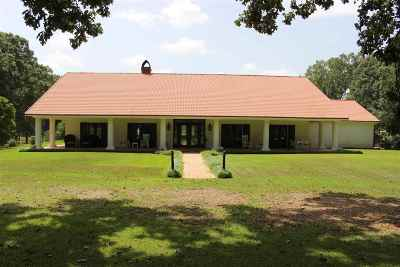Natchez Single Family Home For Sale: 66 Springfield Road