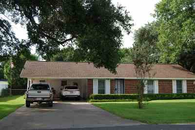Concordia Parish Single Family Home For Sale: 402 Locust Street