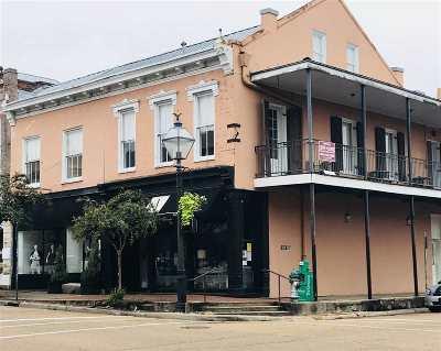 Natchez Commercial For Sale: 400 Main Street