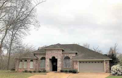 Natchez Single Family Home For Sale: 21 Bluff Hills Place