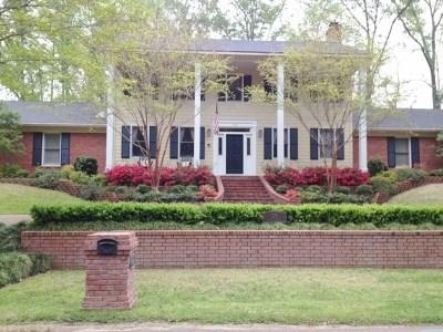 Natchez Single Family Home For Sale: 129 Duster Drive