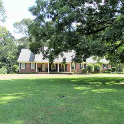 Adams County Single Family Home For Sale: 102 Old Plantation Road