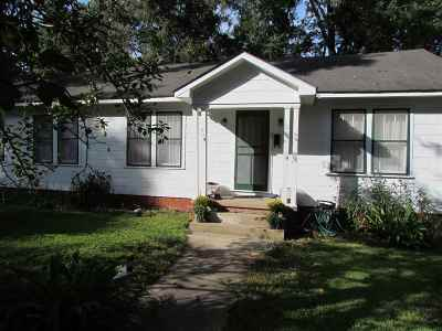 Natchez Single Family Home For Sale: 115 Brightwood Ave