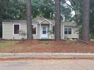 Natchez Single Family Home For Sale: 19 Maplewood Lane
