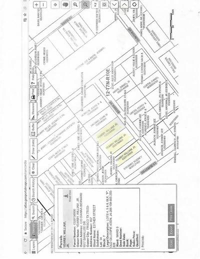 Concordia Parish Residential Lots & Land For Sale: 607 Esther