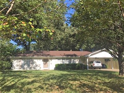 Natchez Single Family Home For Sale: 138 Pecanwood Dr.